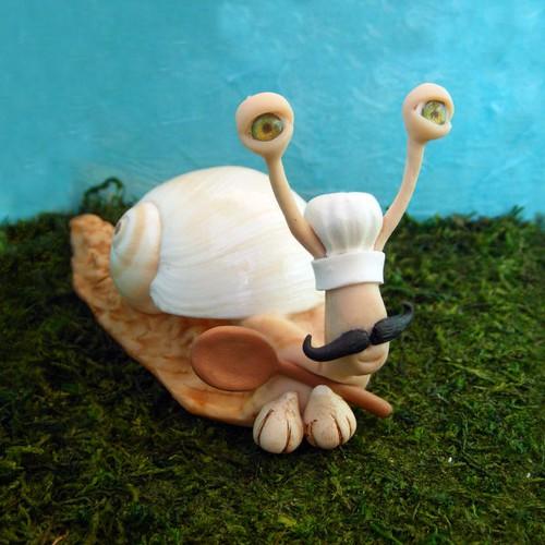 Chef Escargot