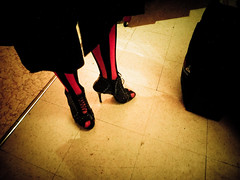 365: 2012/01/28 - sincity outfit