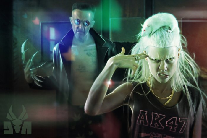 Die Antwoord Tour Dates and Concert Tickets | Eventful