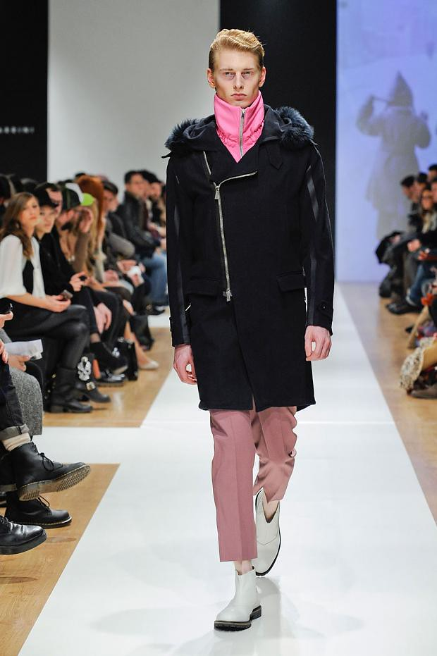 Diederik Van Der Lee3163_5_FW12 Milan Gazzarrini(Homme Model)