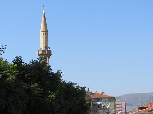 Balikesir: minaret