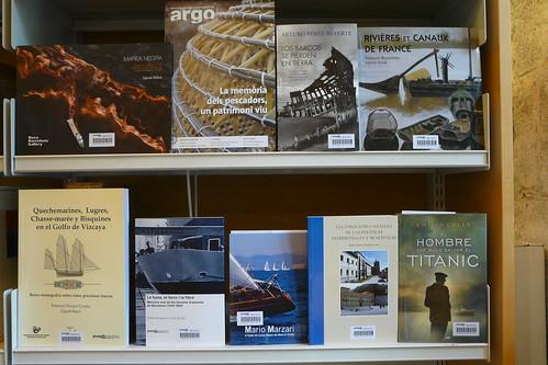 Biblioteca del Museu Marítim. Adquisicions febrer 2012