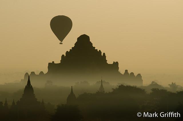 Over Bagan