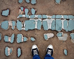 C is for Chucks Considering Caerulean Ciphers on Concrete