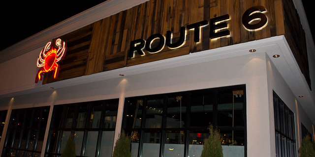 Dinner @ Route 6, Philadelphia