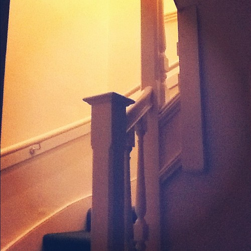 Stairway to heaven... aka bed. 33/366