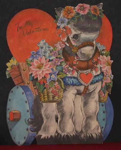 Donkey Valentine 003