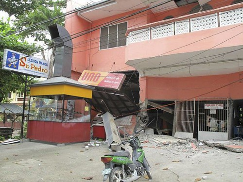 EARTHQUAKE-PHILIPPINES/