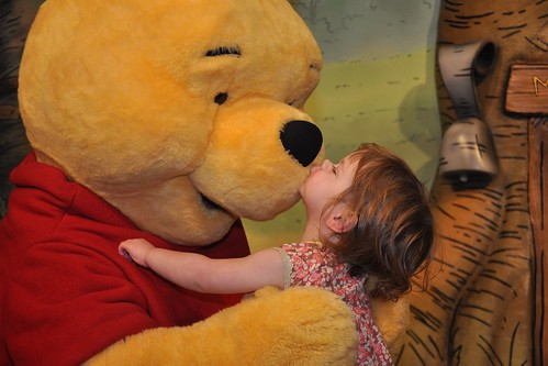 A Kiss For Pooh Bear