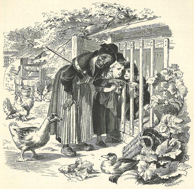Brüder Grimm / Kinder- und Hausmärchen / Bild 10