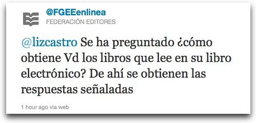 Twitter / @FGEEenlinea: @lizcastro Se ha preguntad ...