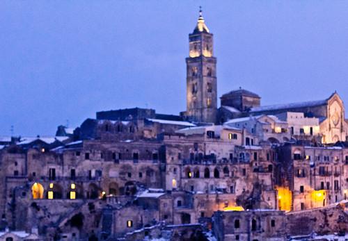 6836827779 60fa71c44a Lessenza della bellezza unesco snow neve matera foto flickr