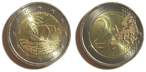 2 Euros Portugal 2011