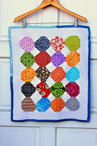 mini quilt for Darci