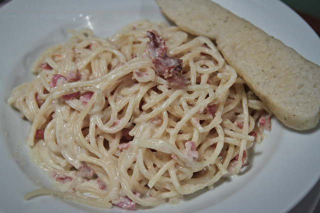 Old Spaghetti House Carbonara 2