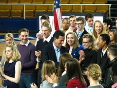 Santorum at ORU (MDB20793)