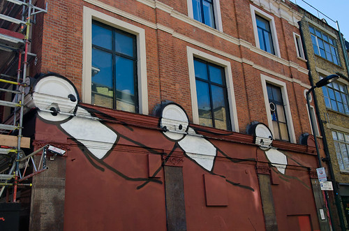 Stik - East London Street Art