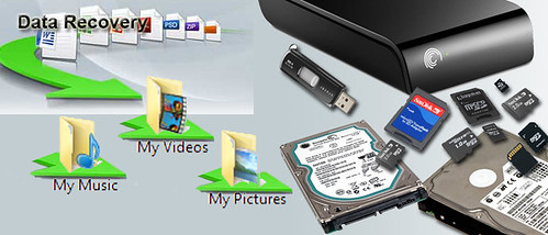 Data Recovery Kingston