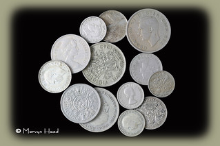 Old British Silver Coins