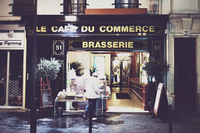 le café du commerce