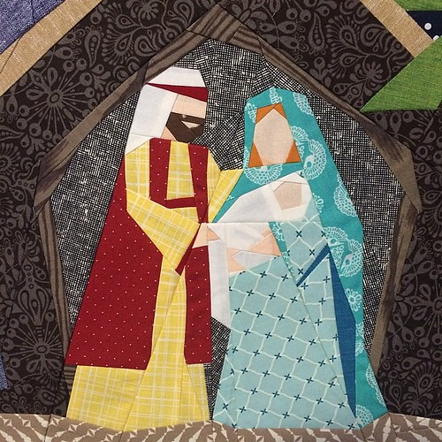 Too many seams to count, but TOTALLY worth it! #epicnativity