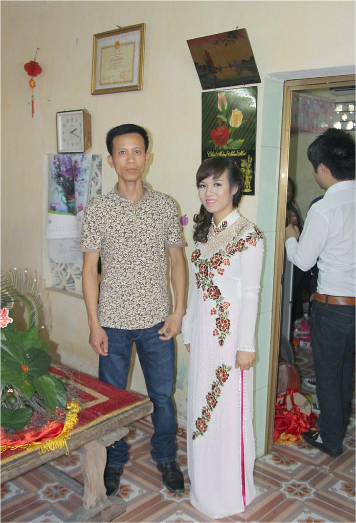 Lễ đính hôn Hanh + Yến