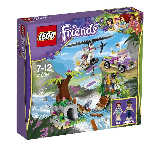 LEGO Friends 41036 Box