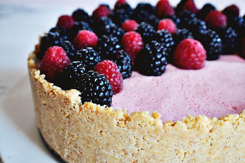 Delicious Blackberry Ice Cream Recipes — Dishmaps