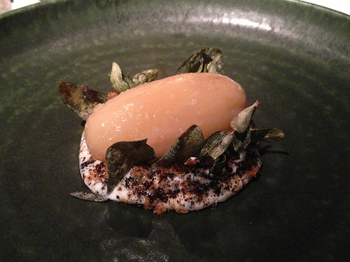 """A Simple Dish of Potato Cooked In The Earth It Was Grown"" at Attica"