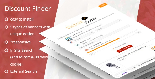 ADF v1.1.2 – Amazon Discount Finder for WordPress