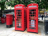 Phone boxes complete 2