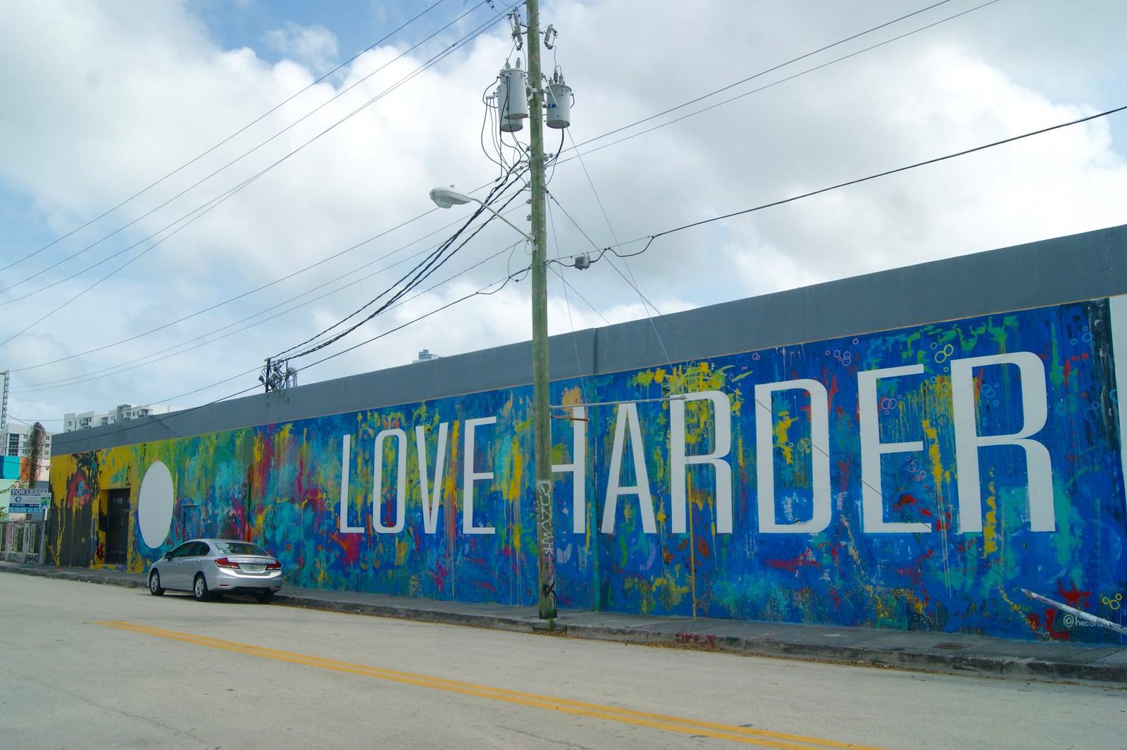 Miami Florida Wynwood 25th 5