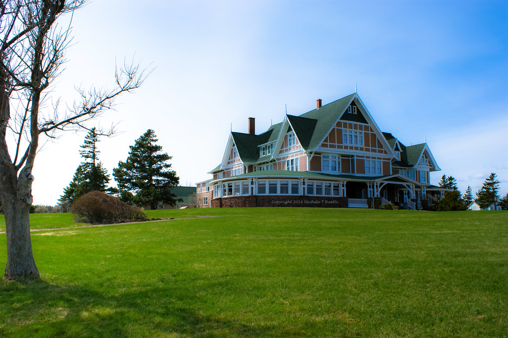 Dalvay-By-The-Sea Heritage Inn PEI 2009