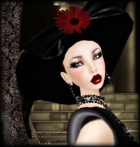 Vintage Hat by ðஜClix Renfew ஜð