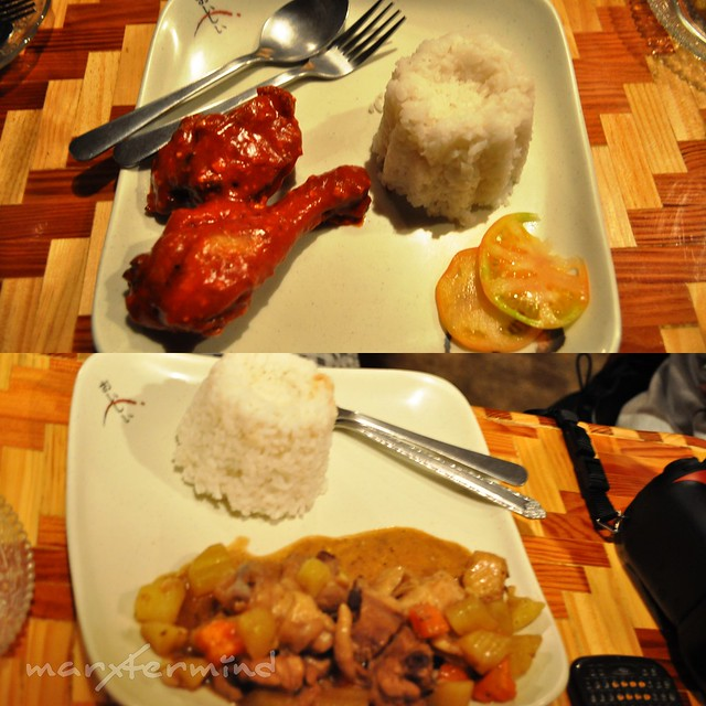 Spicy Chicken and Adobo