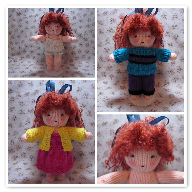Free Knitting Patterns For Large Dolls : Knit Doll in Waldorf Style Flickr - Photo Sharing!