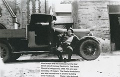 Alex Jarmyn 1948.At the Reid Street site of Century Electric Co.