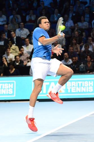 Jo-Wilfried Tsonga - ATP World Tour Finals