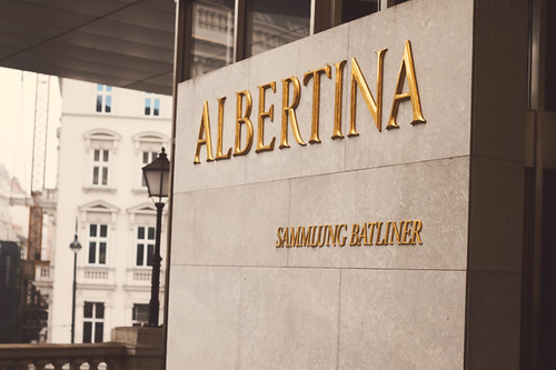 albertina vienna, staycation