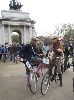 The Tweed Run London Nov 2011 (25)