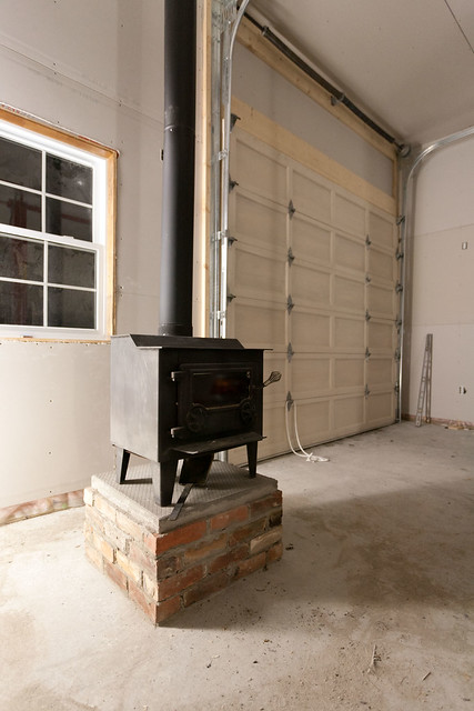 Show Me Your Wood Stove The Garage Journal Board