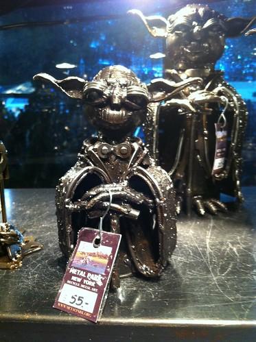 Metallic Yoda