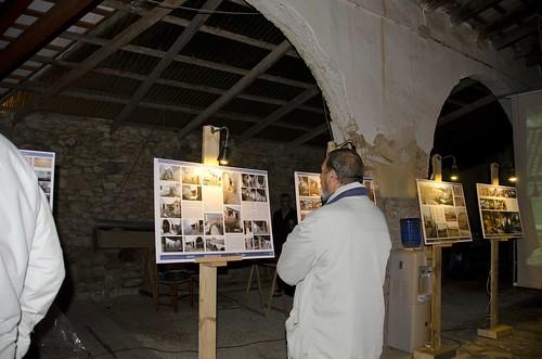 Presentació de la Montserrat amb els Buhos