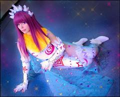 Sora Naegino Kaleido Star Cosplay