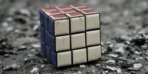 Rubrics Cube by Wifihighfive