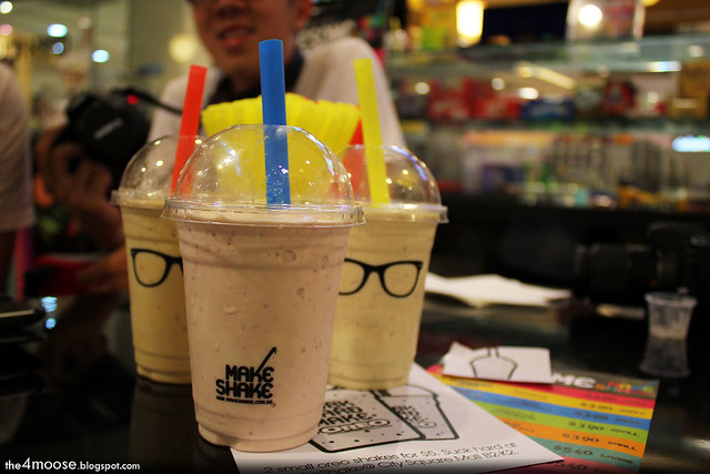 Makeshake - Milkshakes