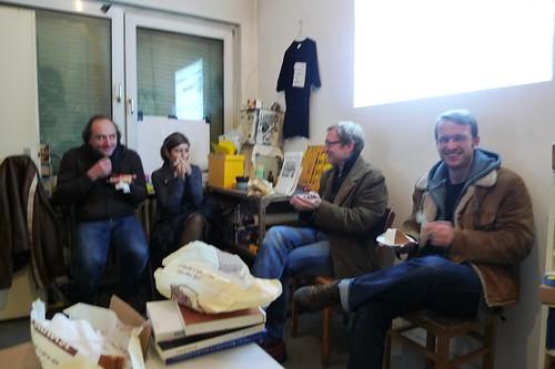 Thing Frankfurt UserInnen Treffen 2011
