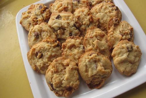 Momofuku Cornflake Cookie