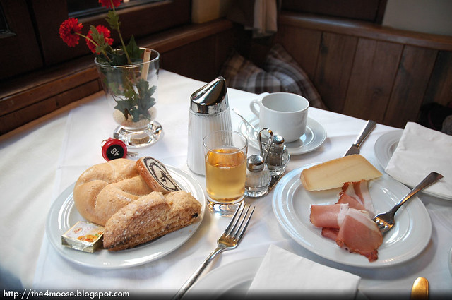 Hotel Weisses Kreuz - Breakfast