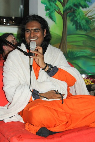 Babaji Day 2011 with Sri Swami VIshwananda